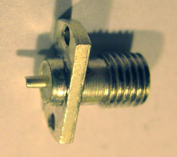 Fig. 4.9 Original CP-50-727 Input Connector