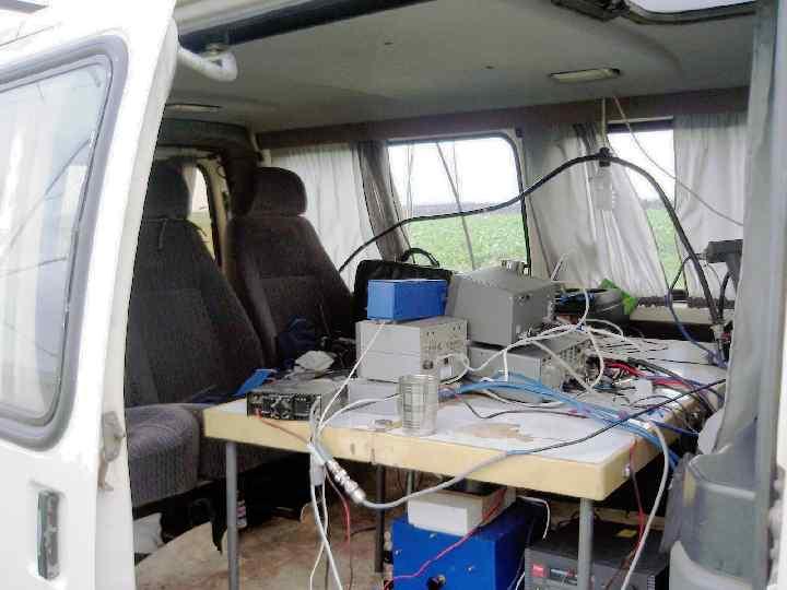 Рабочее место 144МГц