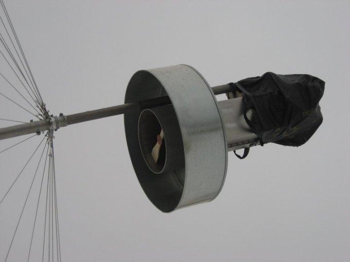 Конструкция облучателя RA3AQ
