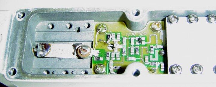 PLL converter 1296 MHz