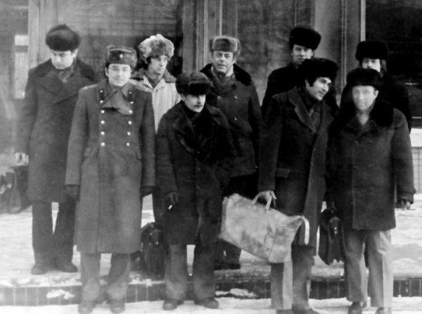 07- УКВ конф, Москва 1978г.