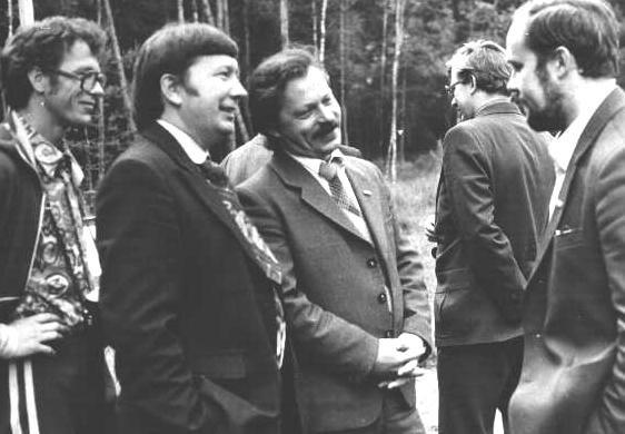 09. Встреча друзей 1982 год.